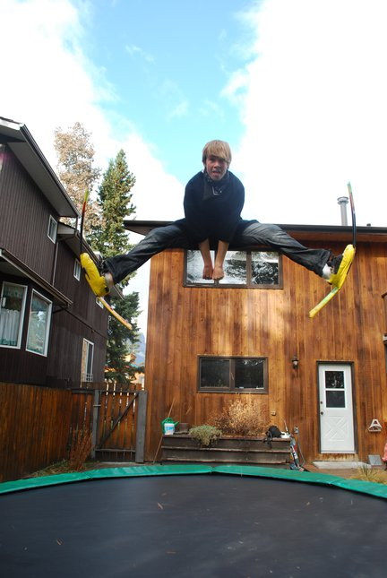 Shmow trampoline skis - 6 of 11