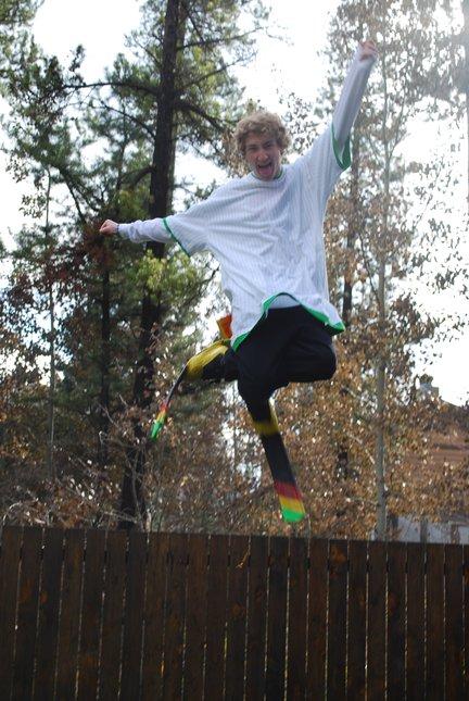 Shmow trampoline skis - 7 of 11