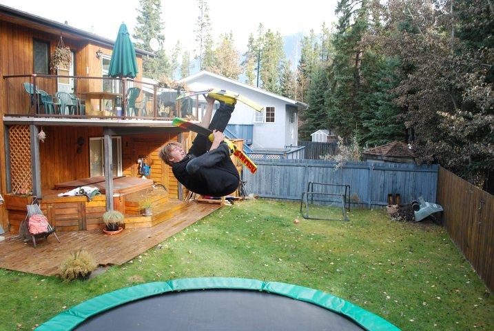 Shmow trampoline skis - 11 of 11