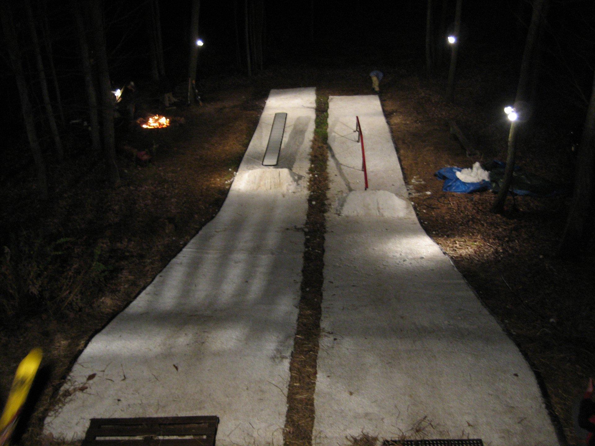 Park 1260 - Under the Lights 2009