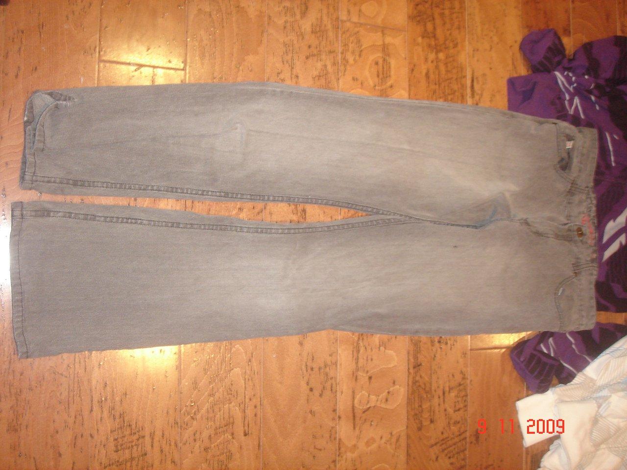 Split pants