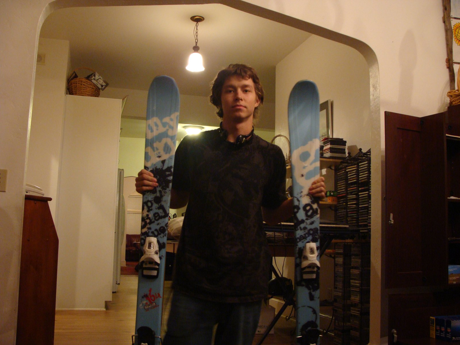 Me and My Skis