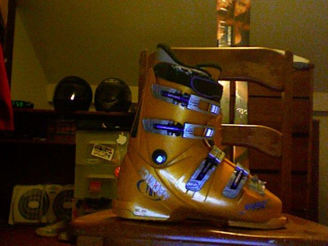 Techinca Boots
