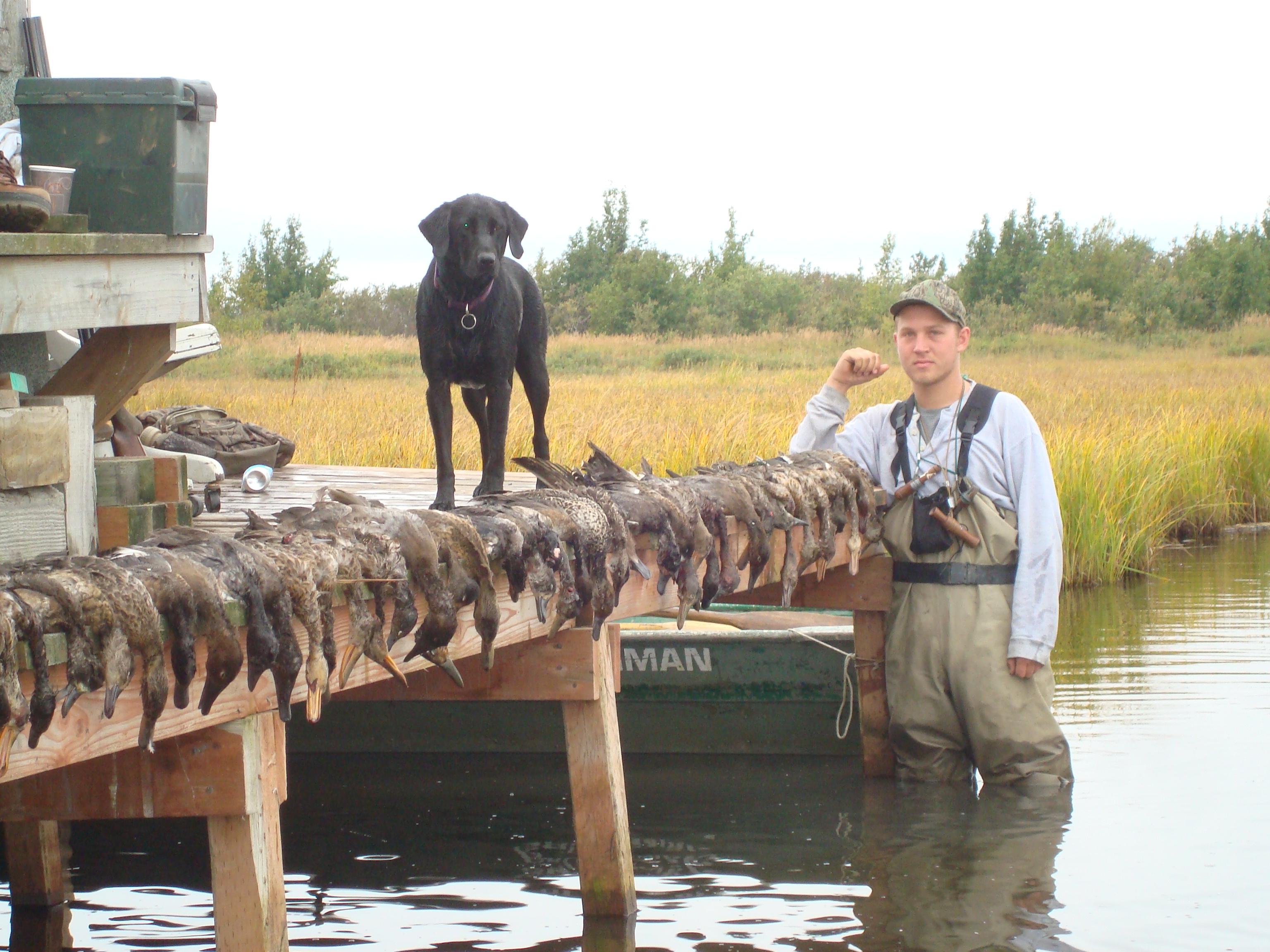 Hunting thread