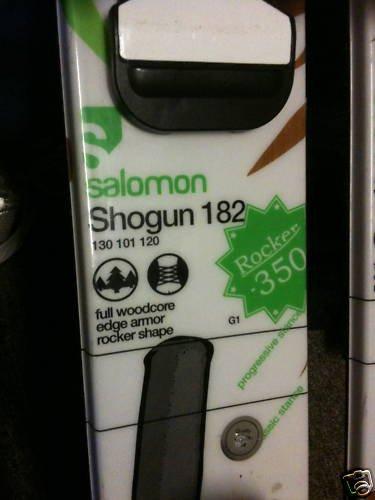 Salomon shogun