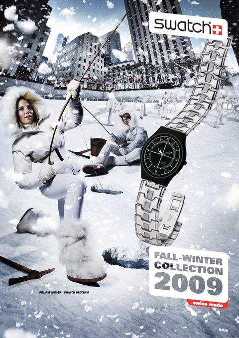 Swatch ad 09/10
