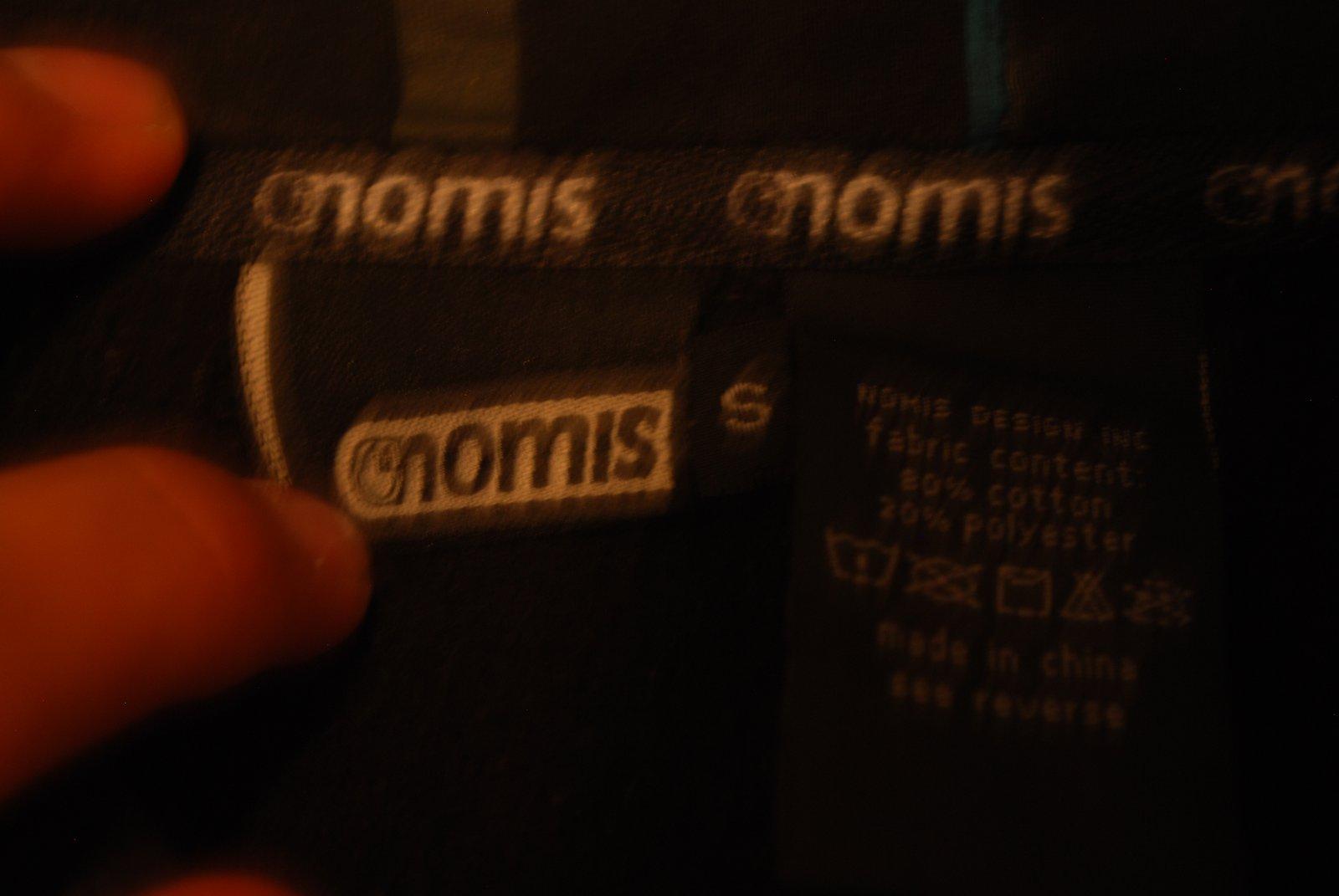 Nomis hoodie size S
