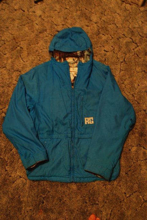 Analog Format 2 Jacket for sale