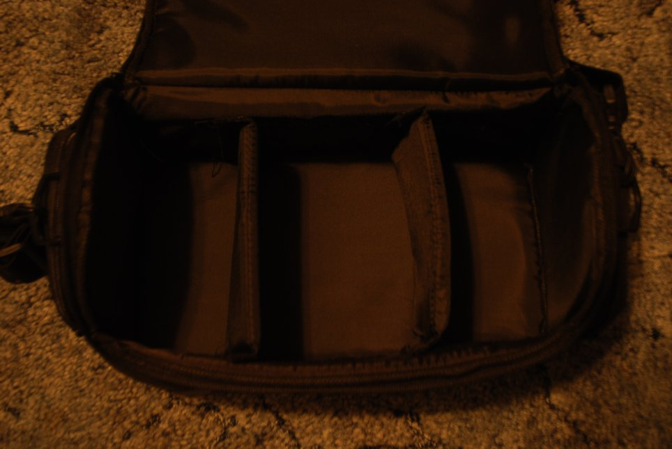 Zeikos camera bag for sale