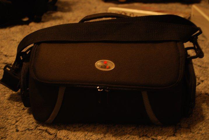 Zeikos camera bag for sale