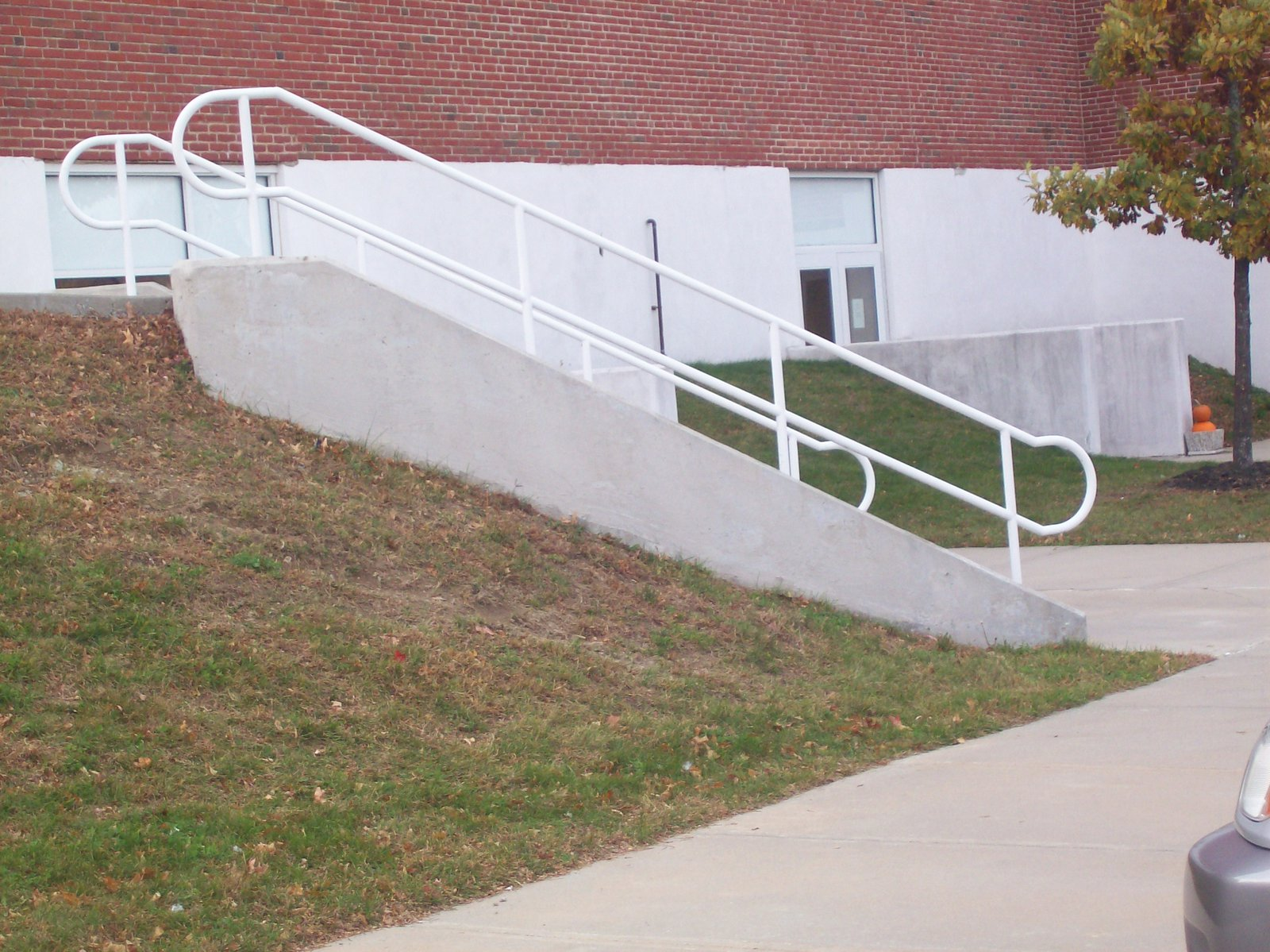 CHS down rail
