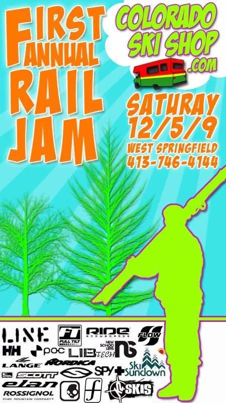 First Annual Rail Jam