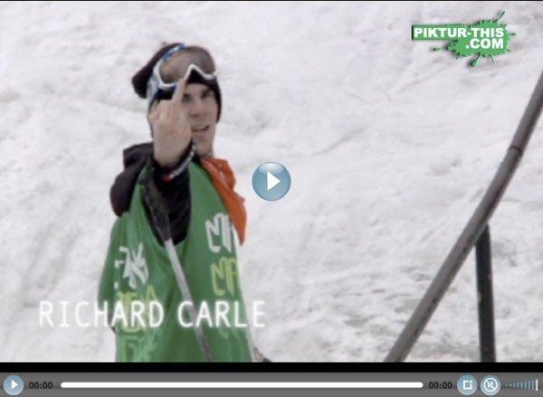 Richard Carle Remixed video
