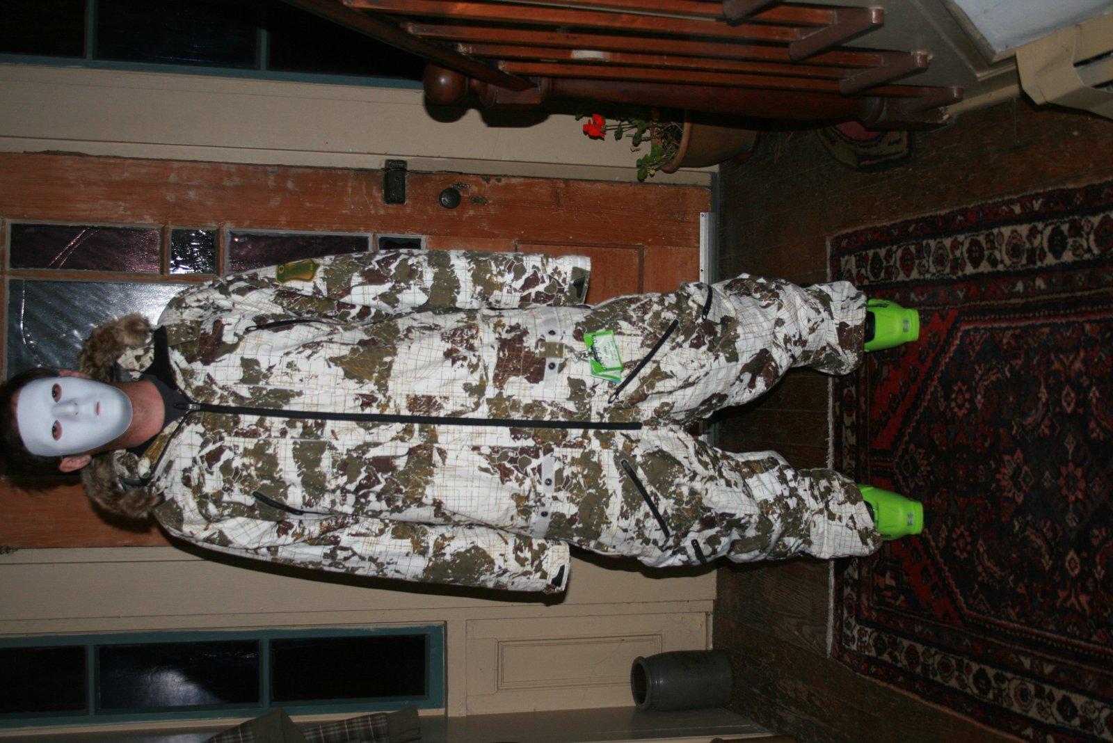 Storm suit