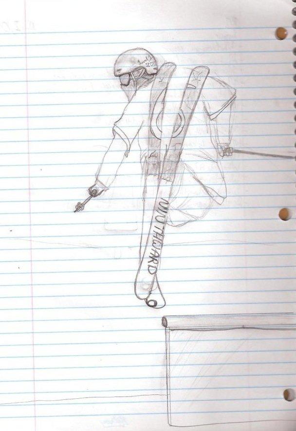 Charlie Owens Sketch
