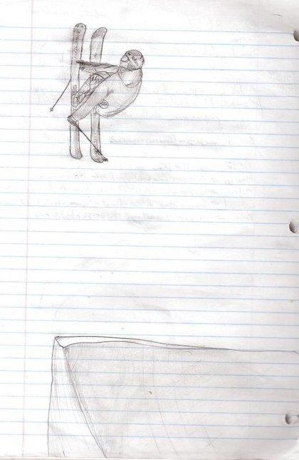 Flat Critcial Sketch