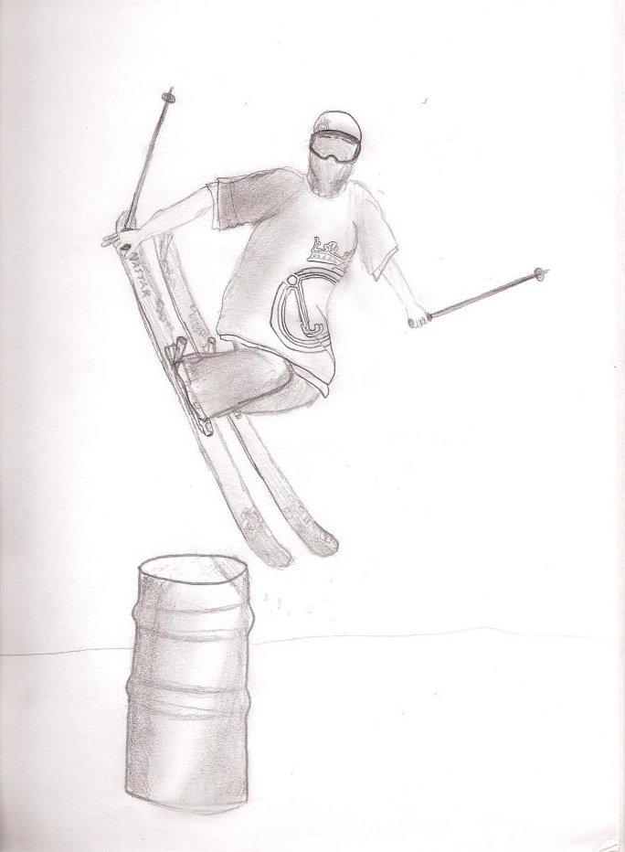 Brogan Sketch
