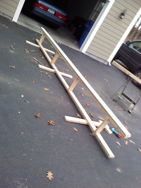 15 foot shotgun rail