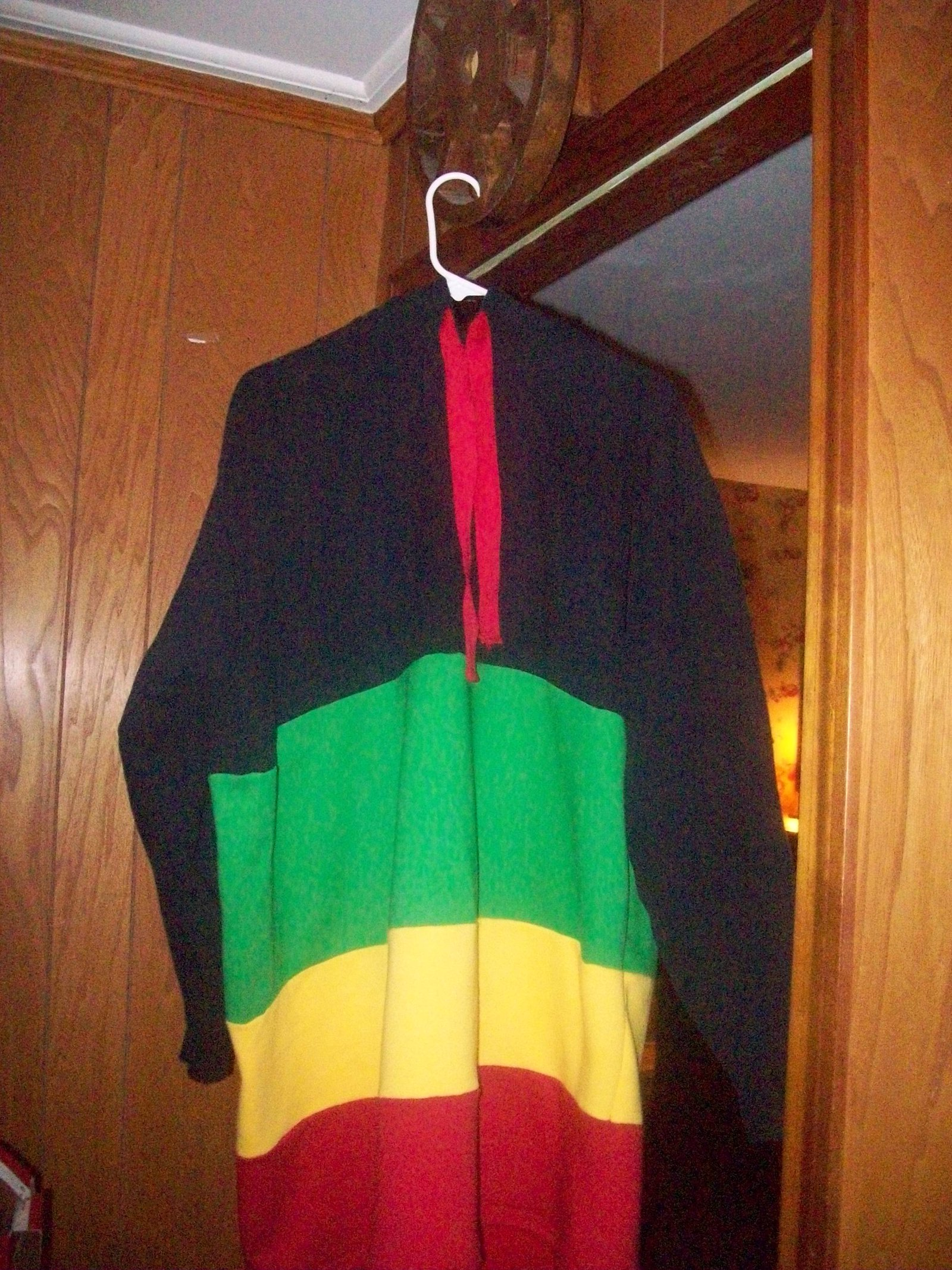 Custom rasta sweatshirt