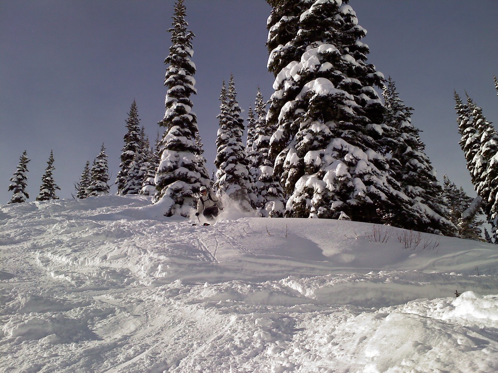 Epic Day at Crystal