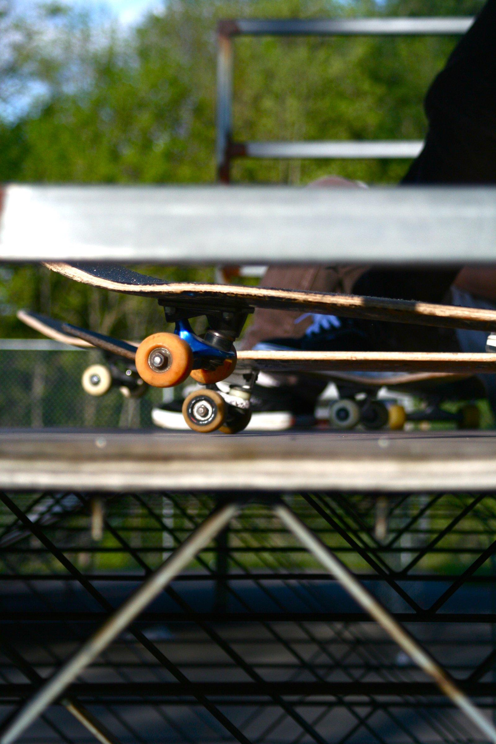 Nisky skatepark drop in