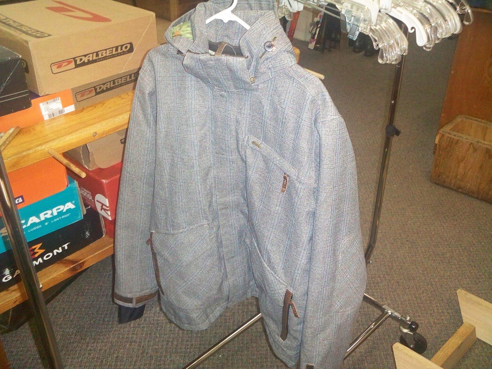 Tj schil jacket