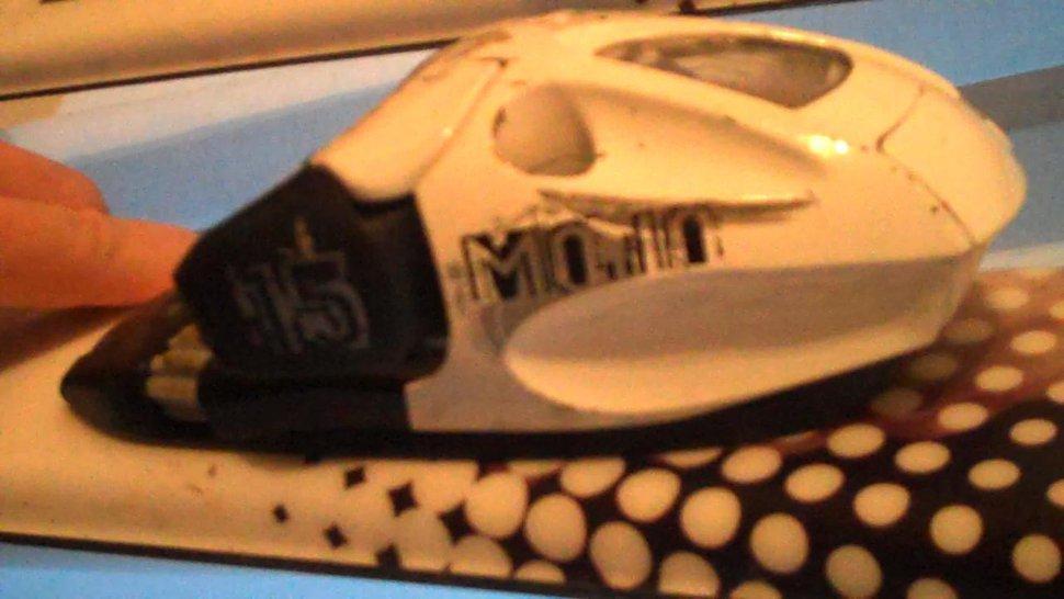 Mojo 15 binding