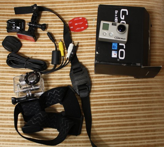 GoPro for Sale.