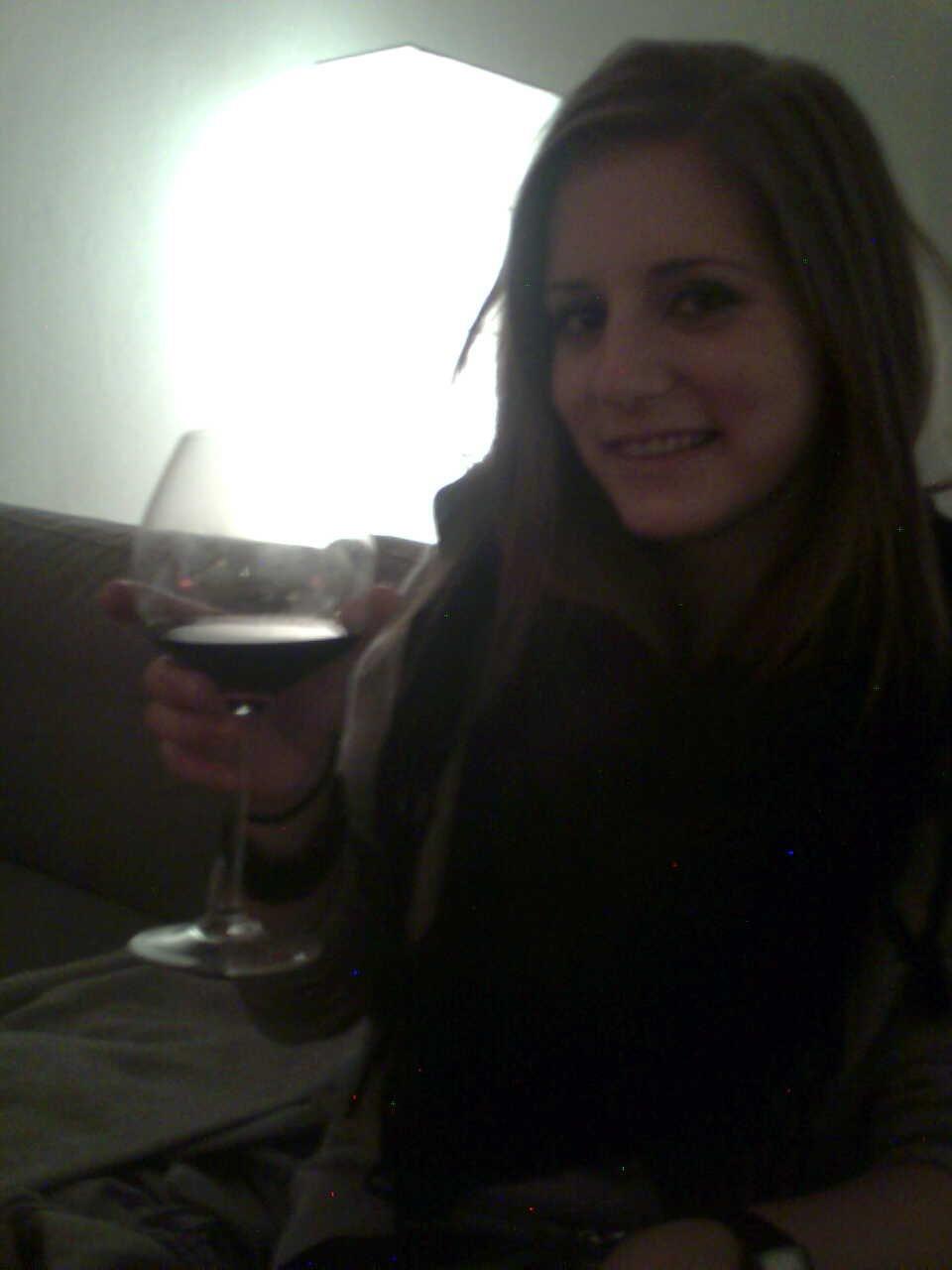 No snow = drinking wine