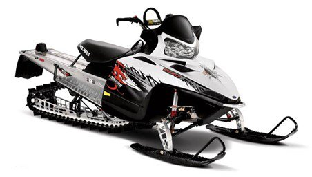My new sled