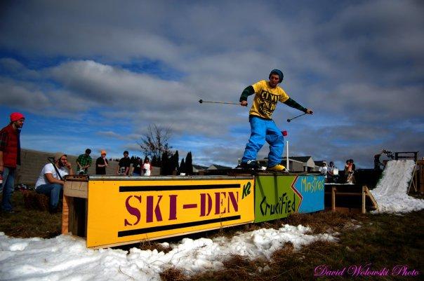 Thanksgiving throwdown ski den sports