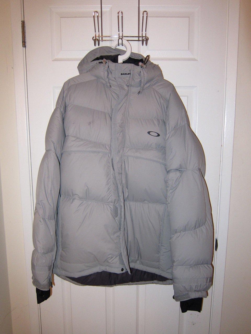 O Jacket front