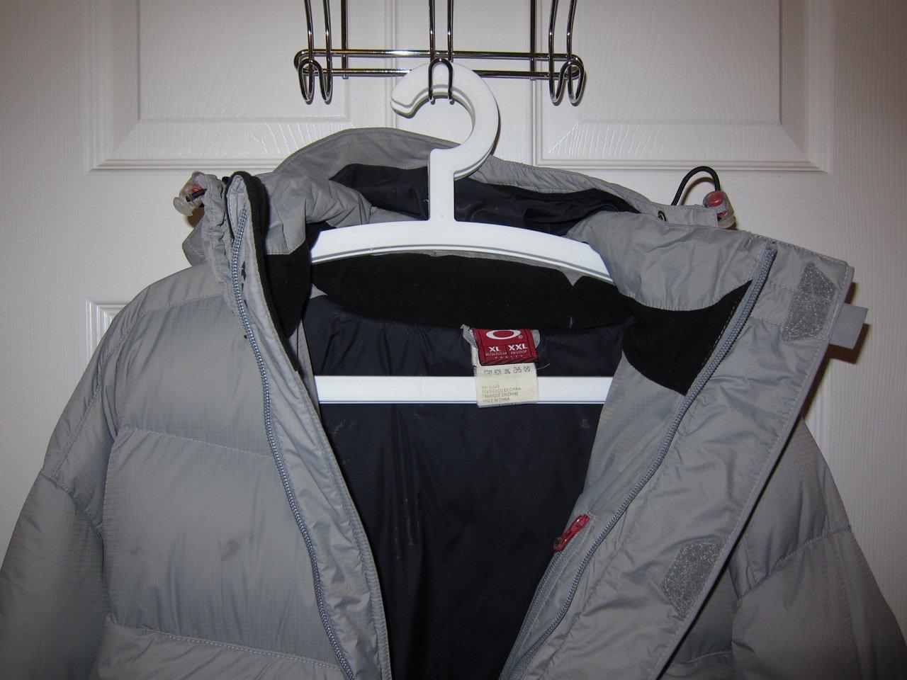 O Jacket Collar