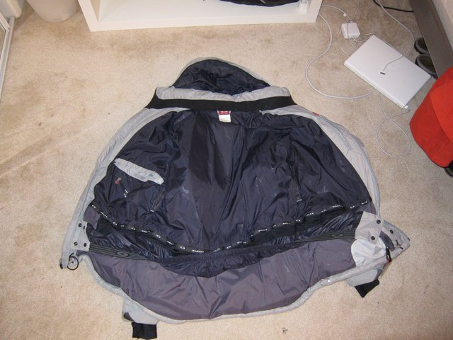 O Jacket Inside