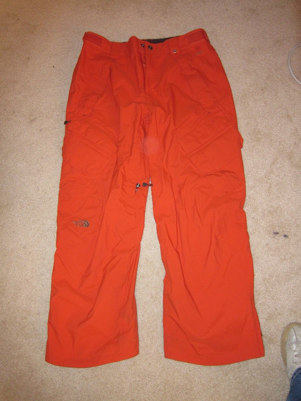 NF Pants Front
