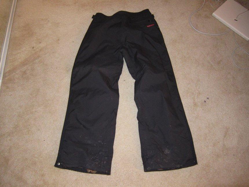 O Pants Back