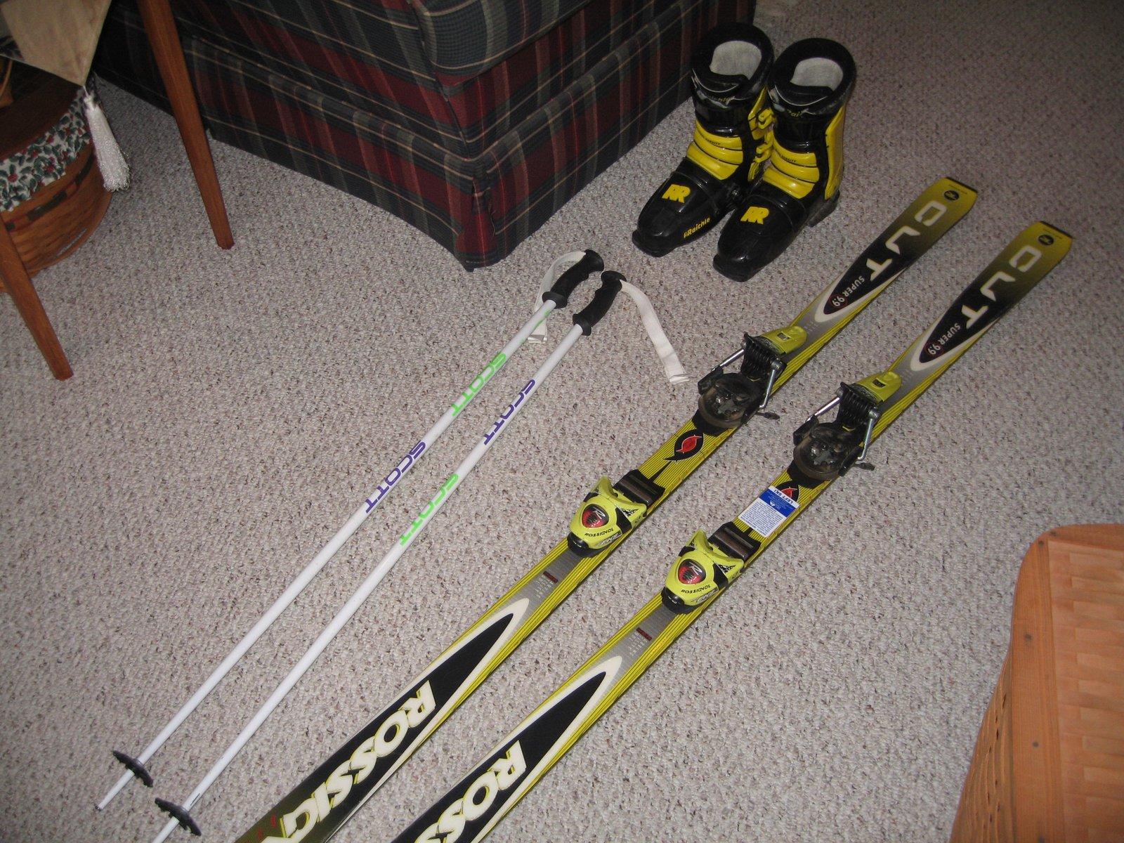 Ski swap sucess