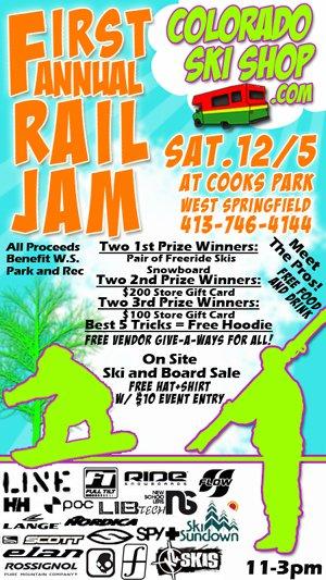 Rail Jam 12/5