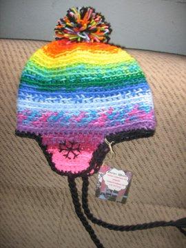 Custom for this girl hatt