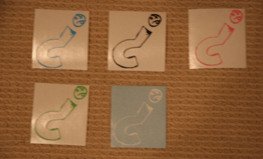 IDK sticker 2