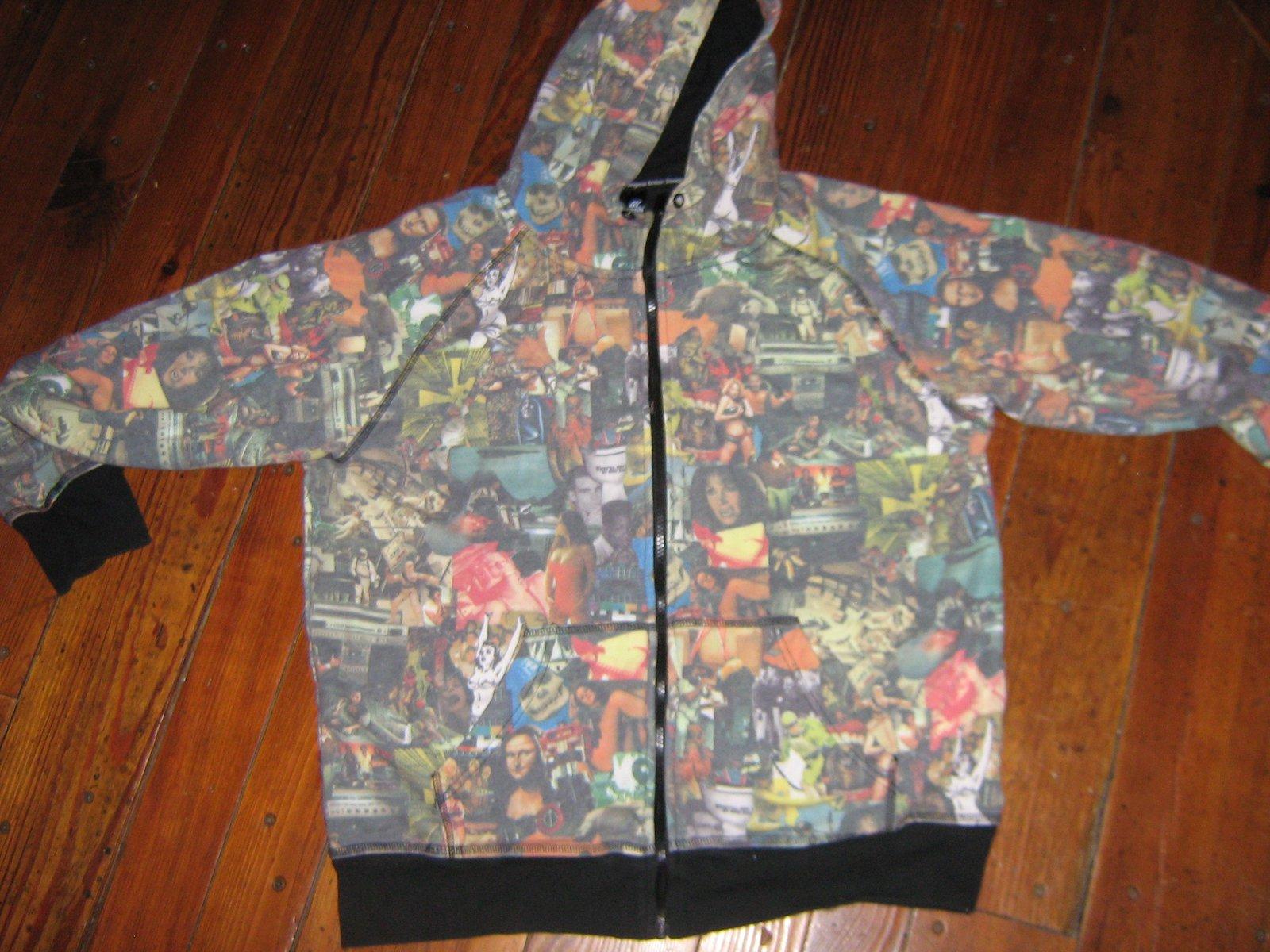 Sick hoodie