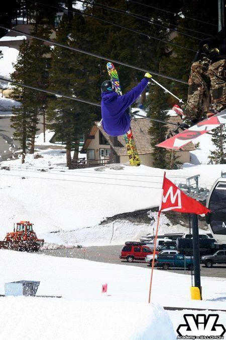 Jib Academy finals in Mammoth!!