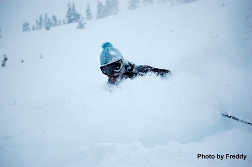 Powder on Opening Day