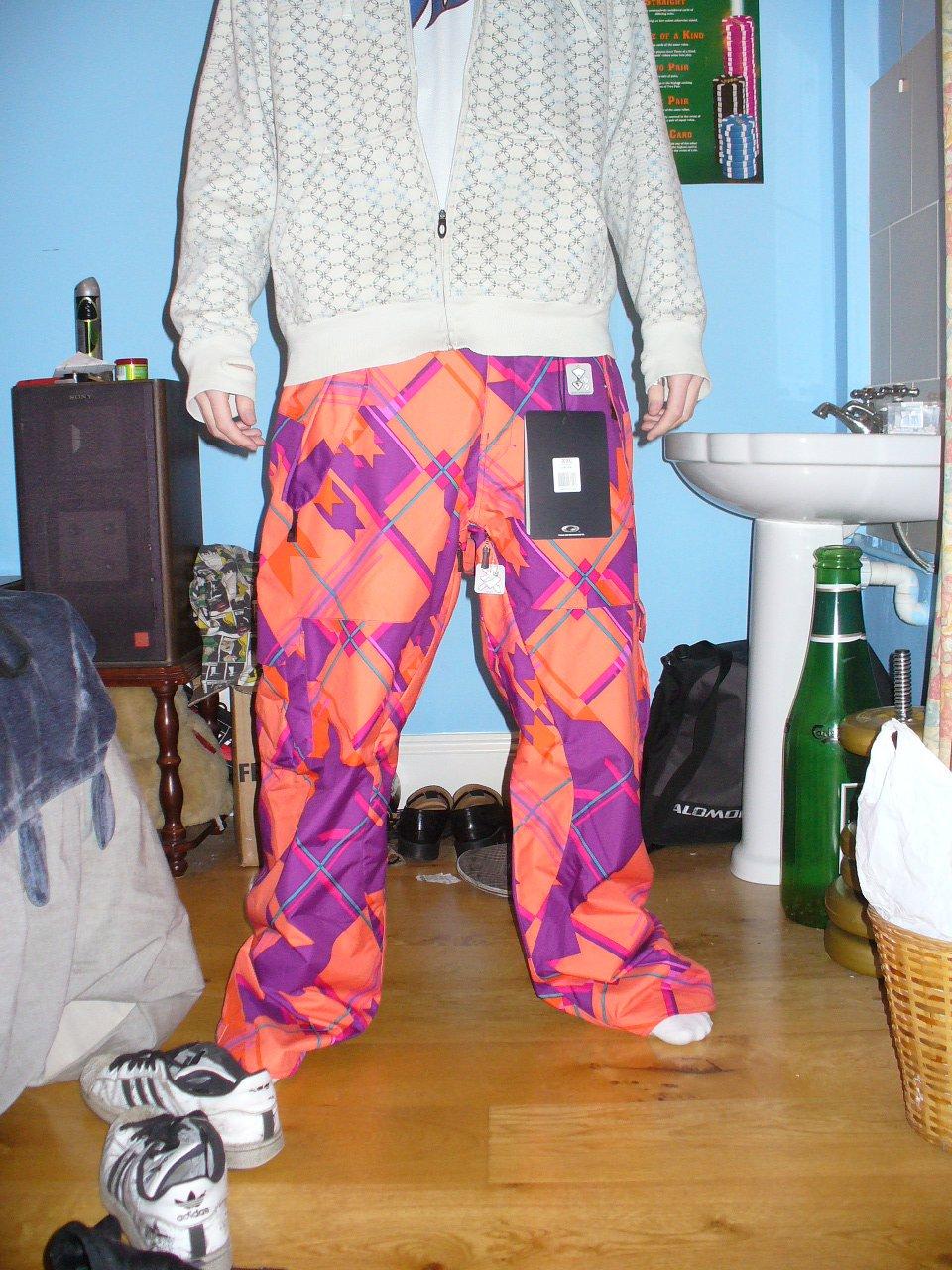 Loubet Pants