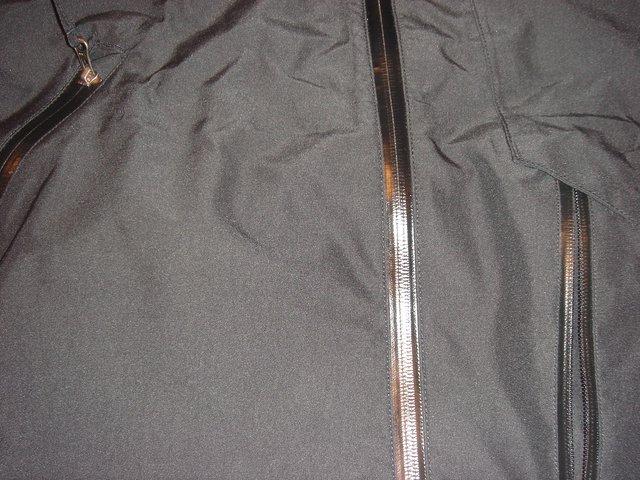 Zippers (SEAM SEALED)