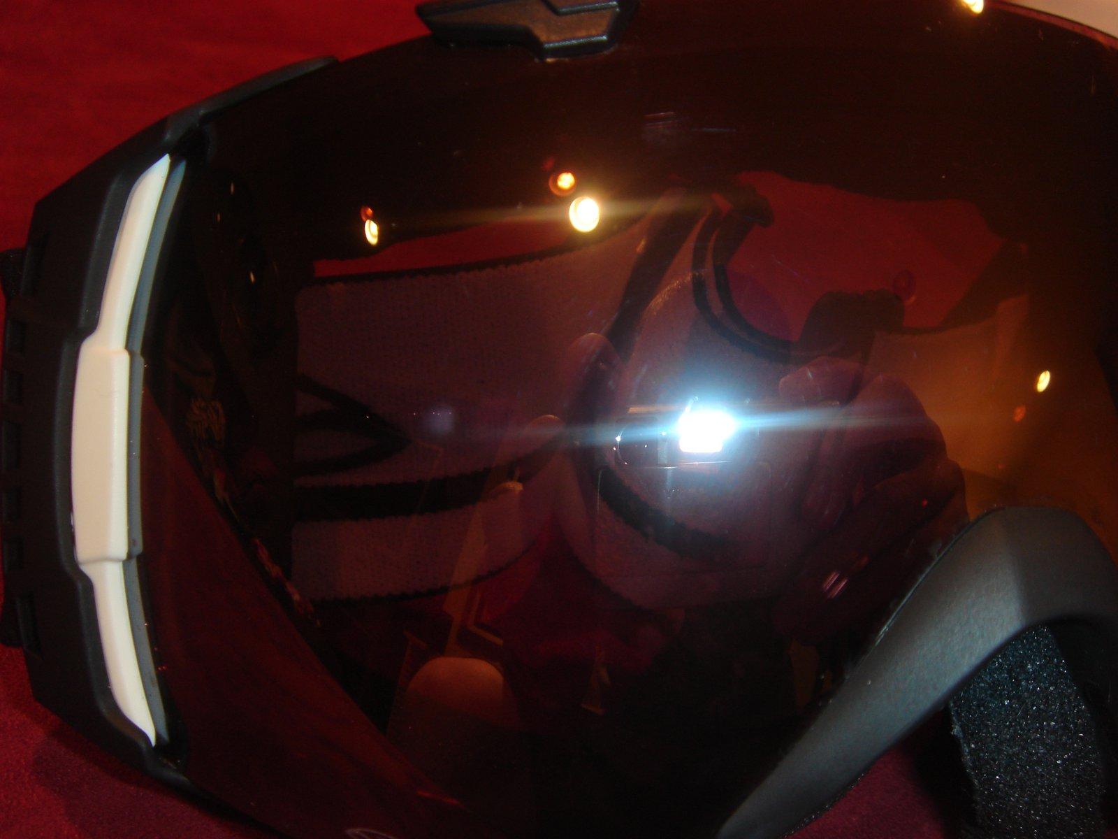 Part of lense