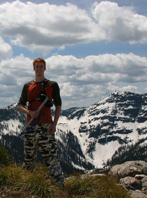 Kootenay Pass Backcountry