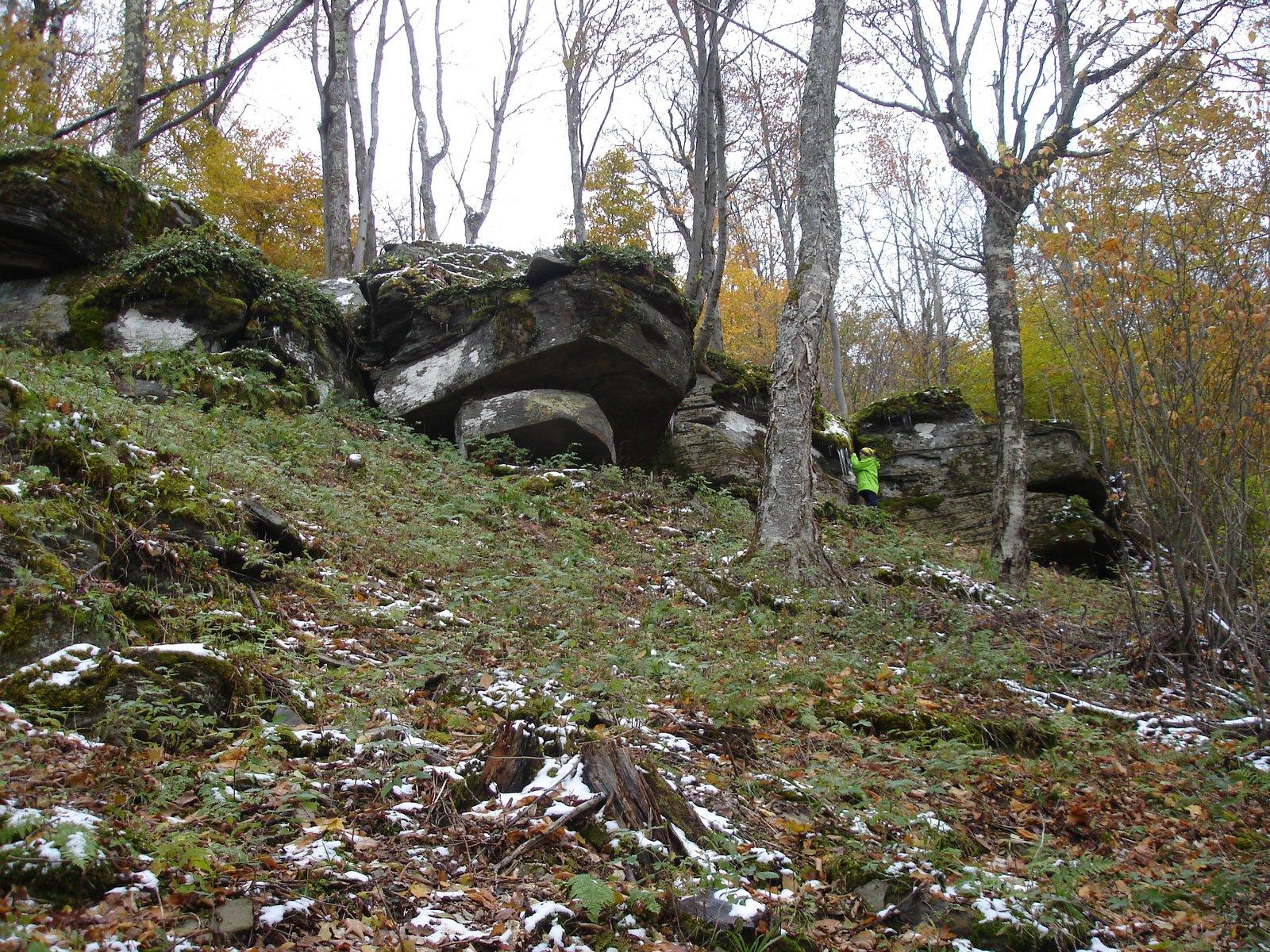 Plattekill riders cliffs