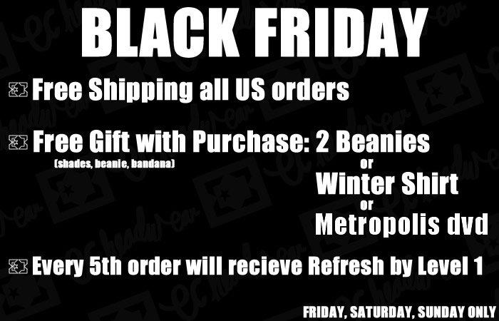 EC Headwear - Black Friday Deals