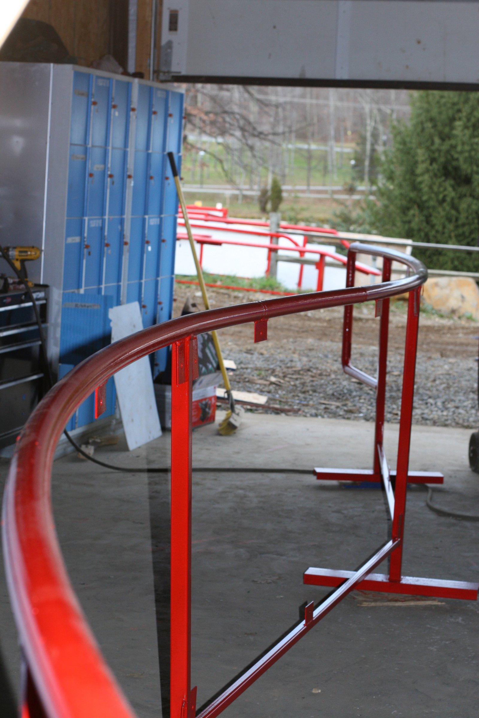 S rail